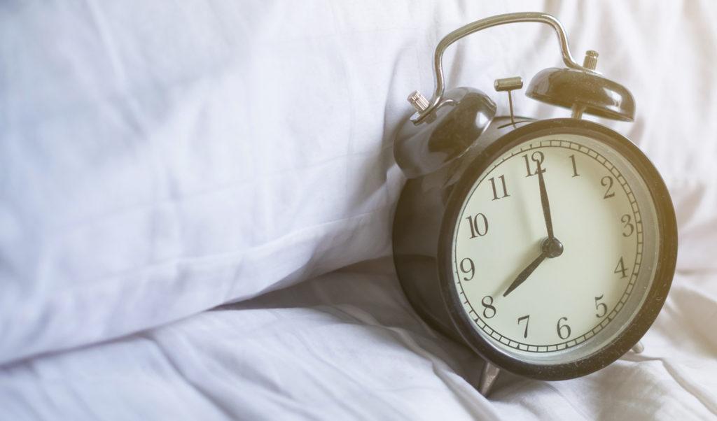 horarios para dormir