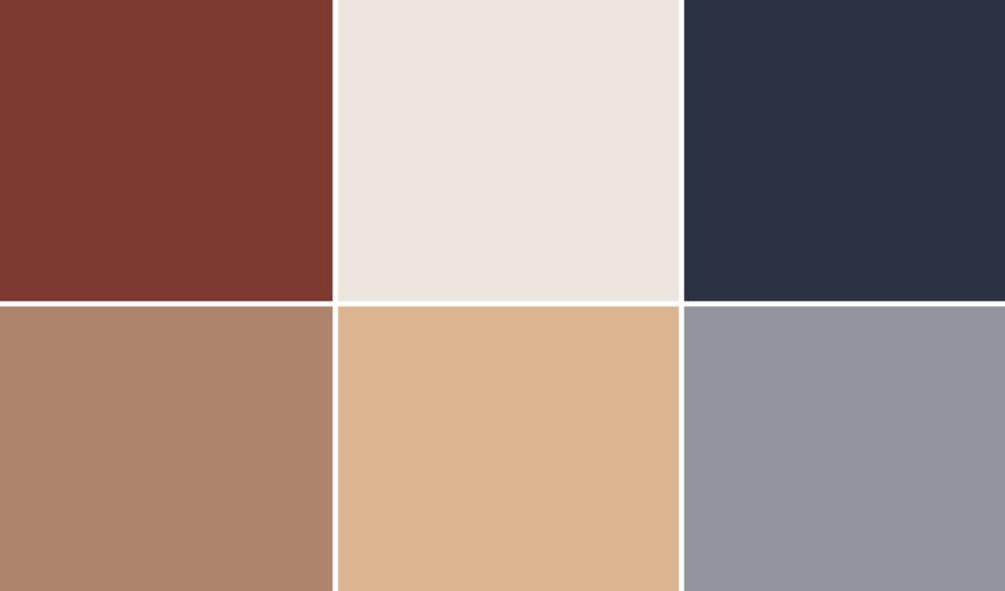 Colores neutros tendencia 2021