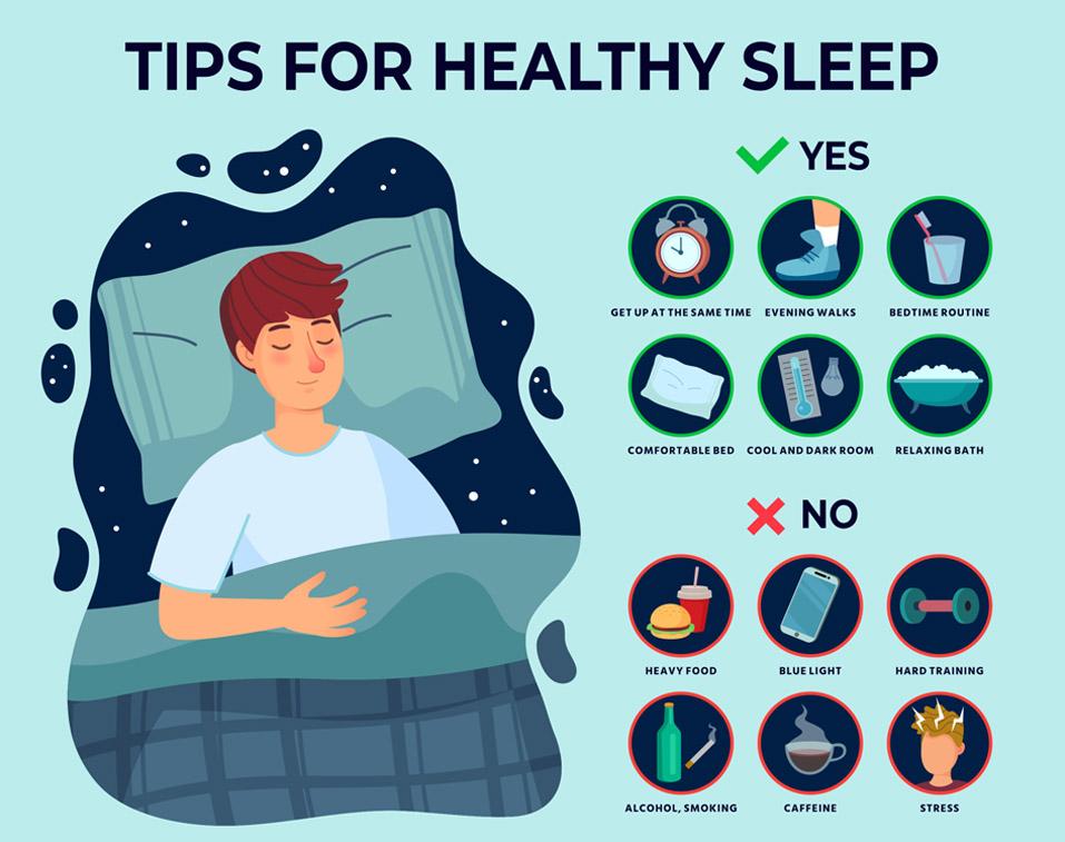 dormir bien mejora la efectividad de las vacunas